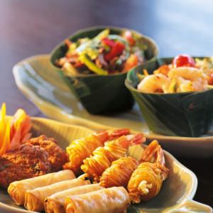 Authentische Thai Gerichte im Restaurant White Elephant, Zürich