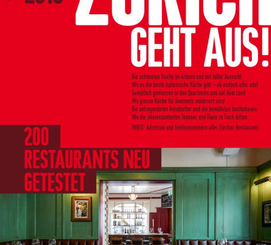 Zürich geht aus empfiehlt White Elephant Restaurant
